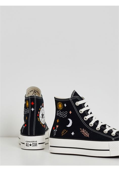 CHUCK TAYLOR ALL STAR LIFT HI EXPLORE THE ROOTS CONVERSE | Sneakers | 571085CNERO