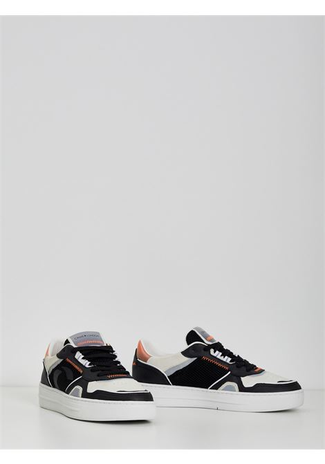 low top off court CRIME | Sneakers | 11005NERO
