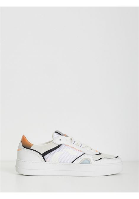 low top off court CRIME | Sneakers | 11006BIANCO
