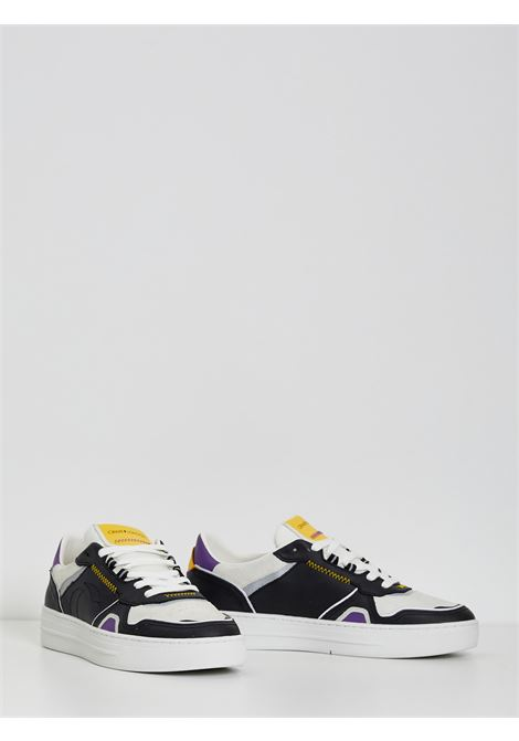 low top off court CRIME | Sneakers | 11007NERO