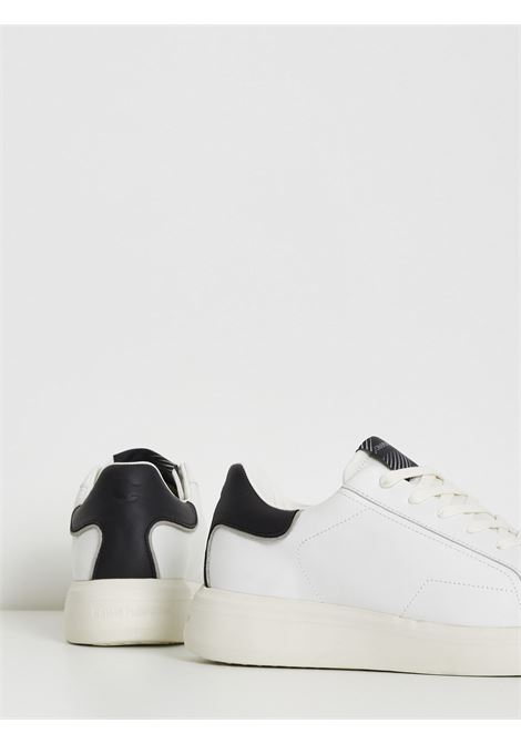 low top level up CRIME | Sneakers | 11203BIANCO