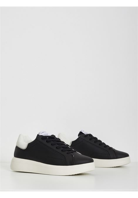 low top level up CRIME | Sneakers | 11205NERO
