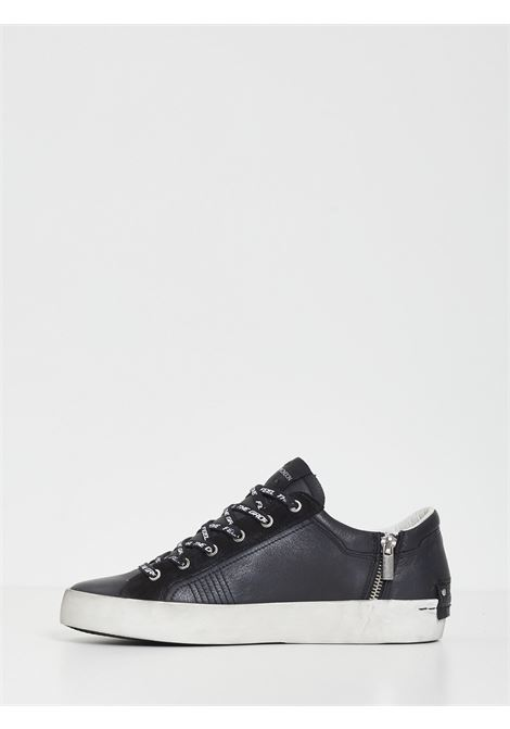 low top heritage  CRIME | Sneakers | 11301NERO