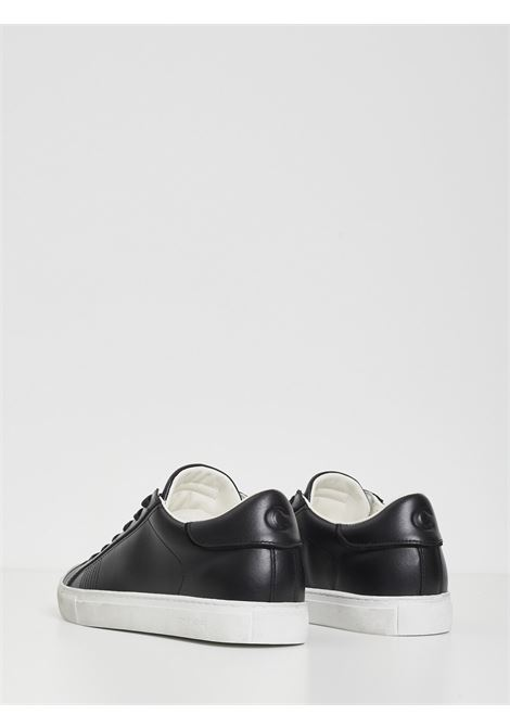 low top essential CRIME | Sneakers | 11523NERO