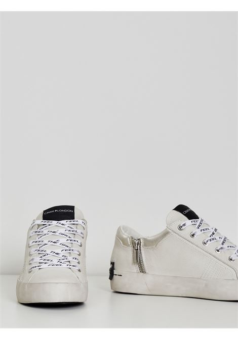 low top heritage CRIME | Sneakers | 25400BIANCO