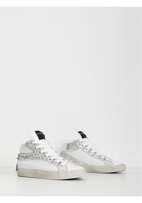 low top heritage CRIME | Sneakers | 25430BIANCO