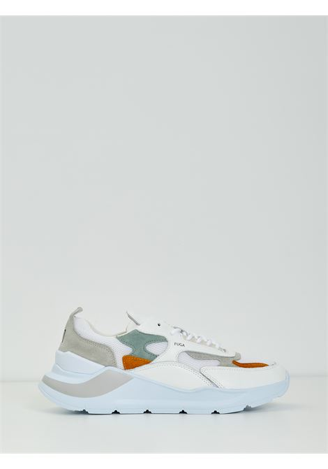 Fuga DATE | Sneakers | M341--FG-ME-WABIANCO