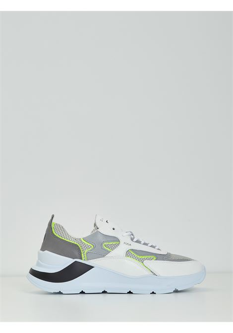 Fuga DATE | Sneakers | M341-FG-FH-WYGRIGIO