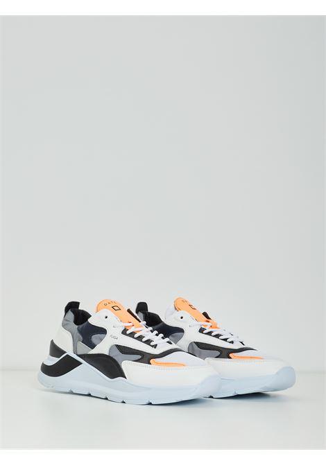 Fuga DATE | Sneakers | M341-FG-NY-RXBIANCO