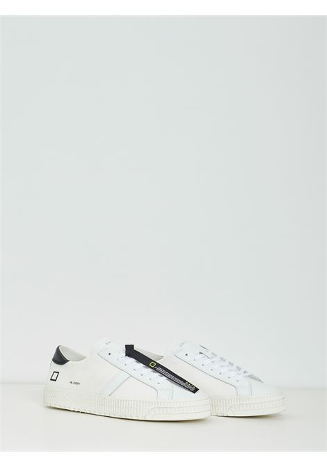 HILL LOW ASHANTI DATE | Sneakers | M341-HL-AS-WBBIANCO