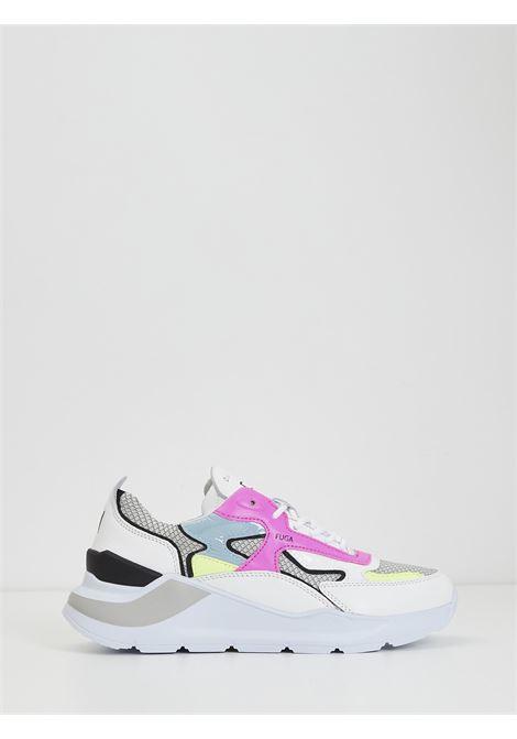 Fuga DATE | Sneakers | W341-FG-FL-WBBIANCO