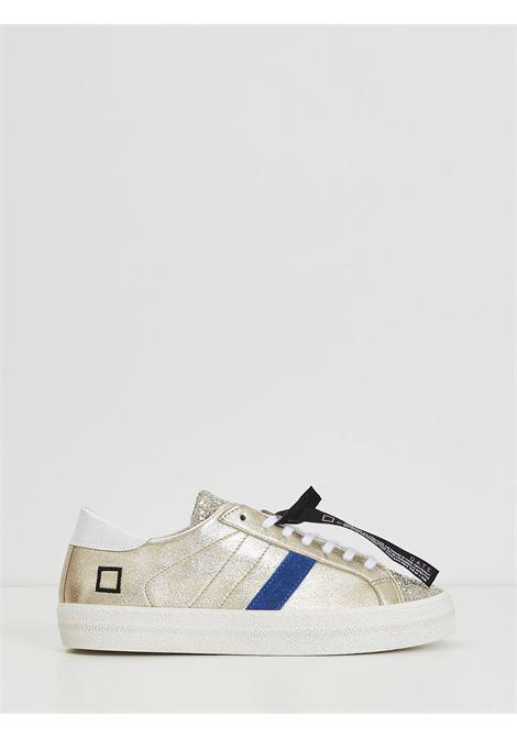 HILL LOW GLITTER DATE | Sneakers | W341-HL-GL-PLORO