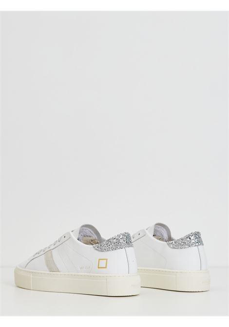 HILL LOW CALF DATE | Sneakers | W341-VE-CA-WSBIANCO
