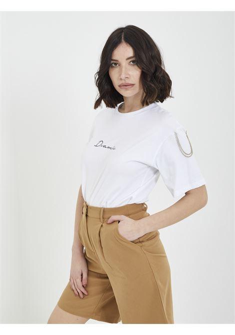 T-shirt DRAME'E | T-shirt | 21072BIANCO