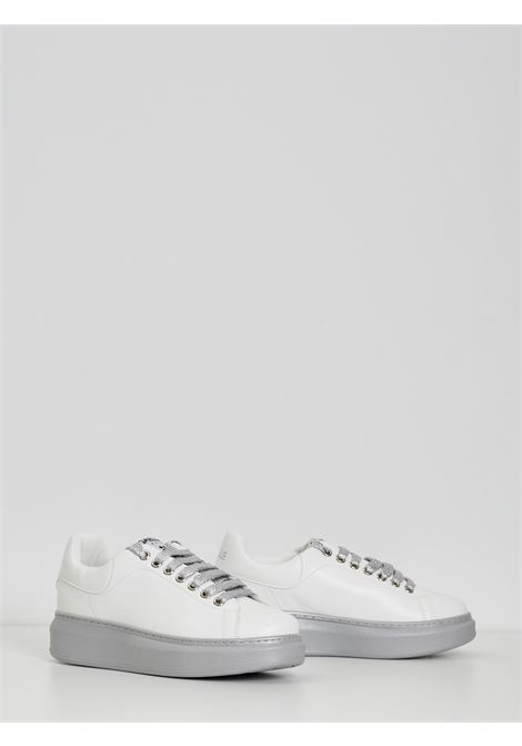Sneakers GAELLE | Sneakers | GBDS2290ARGENTO