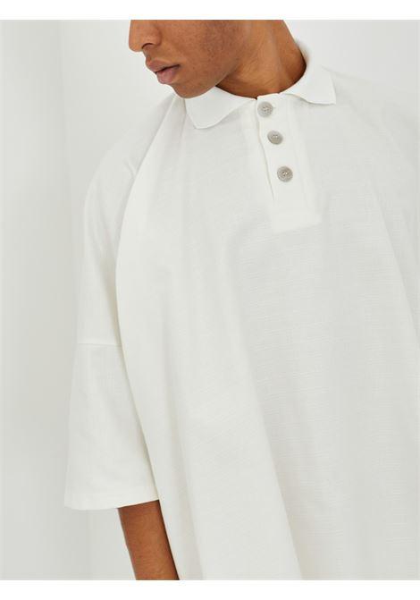 Polo GAVENSEMBLE | Shirts | TEE 508BIANCO