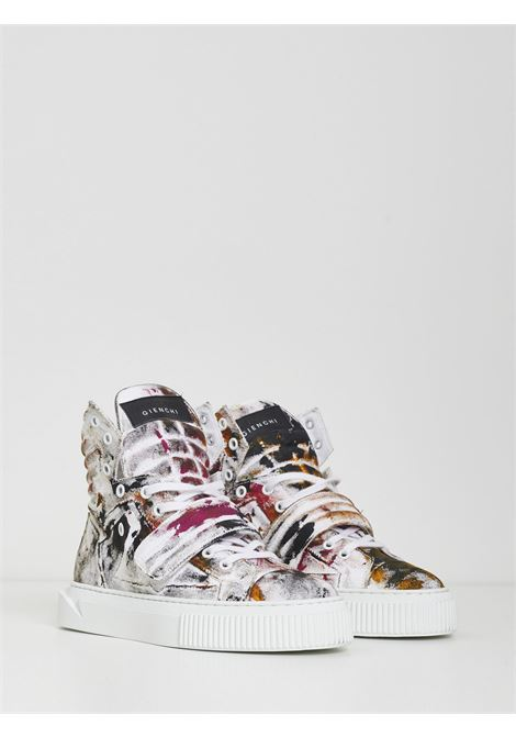 Hypnos GIENCHI | Sneakers | HYPNOS SHAKEMULTICOLOR