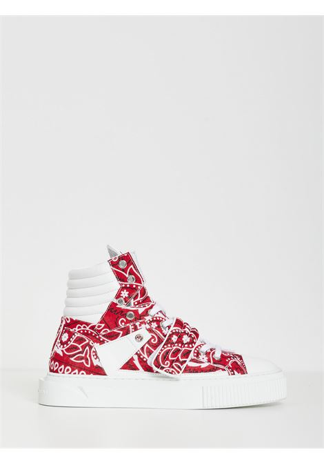 Hypnos GIENCHI | Sneakers | HYPNOSROSSO