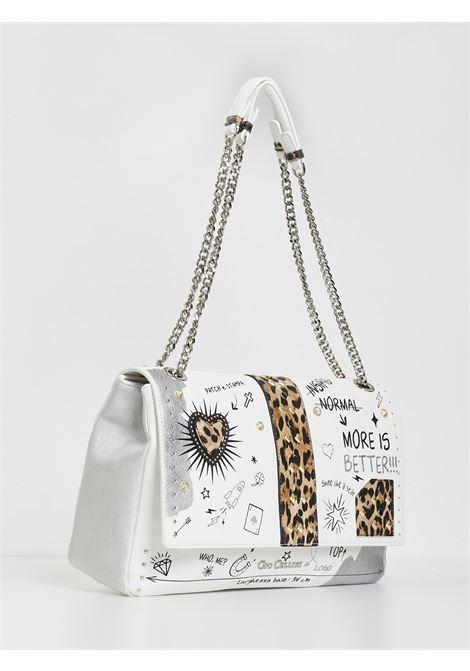 maxi clutch GIO CELLINI | Bags | HH031BIANCO