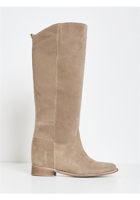 Carol GISEL MOIRE' | Boots | CAROLBEIGE