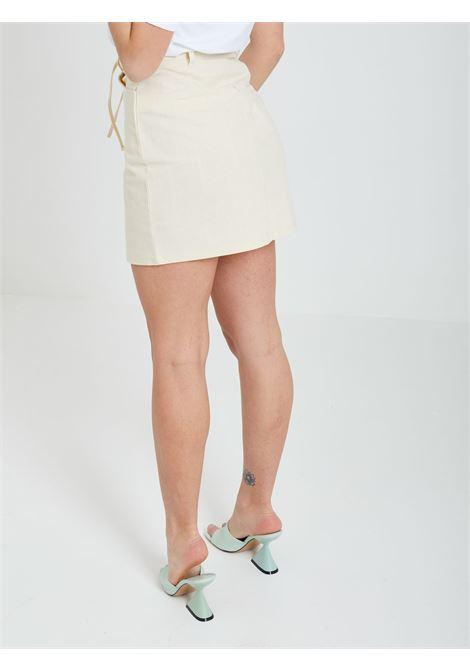 Skirt GLAMOROUS | Skirt | AN3905BEIGE
