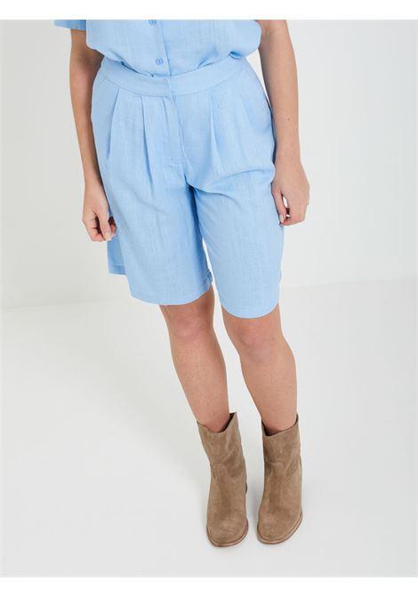 Short GLAMOROUS | Shorts | CK6076CELESTE