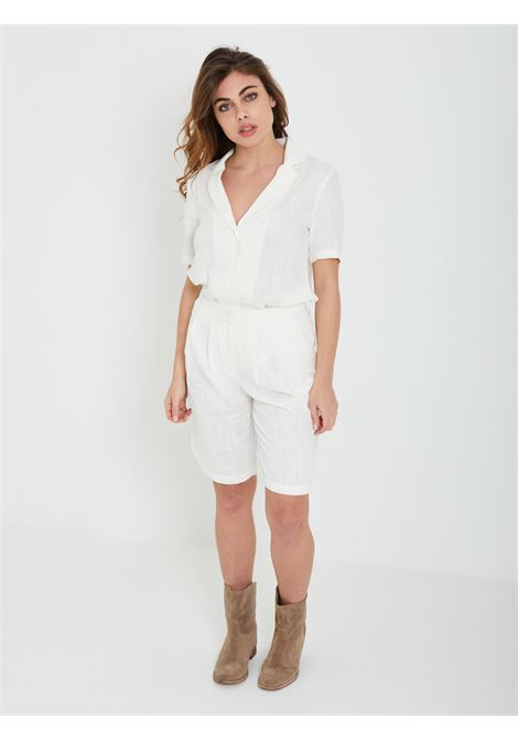 Camicia GLAMOROUS | Camicie | CK6077BIANCO