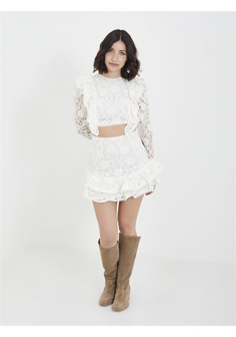 GLAMOROUS | Sweaters | GC0381BIANCO