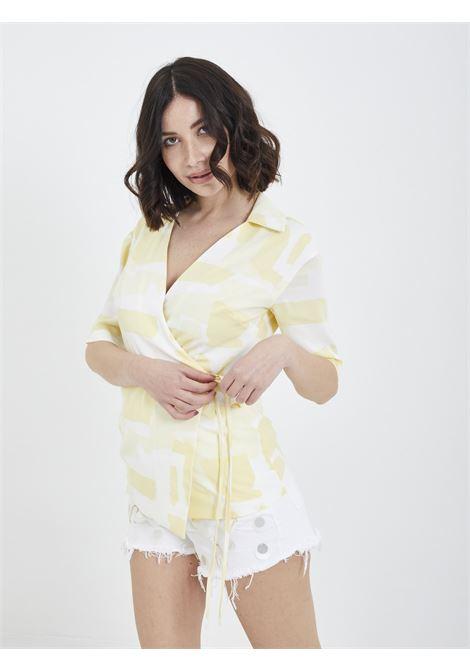 Shirt GLAMOROUS |  | GS0299GIALLO