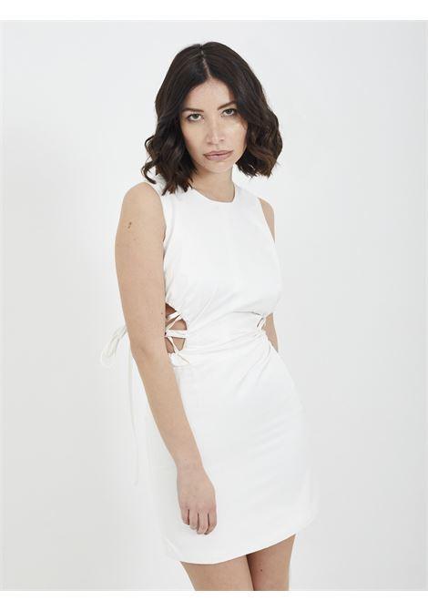 GLAMOROUS | dress | GS0313BIANCO