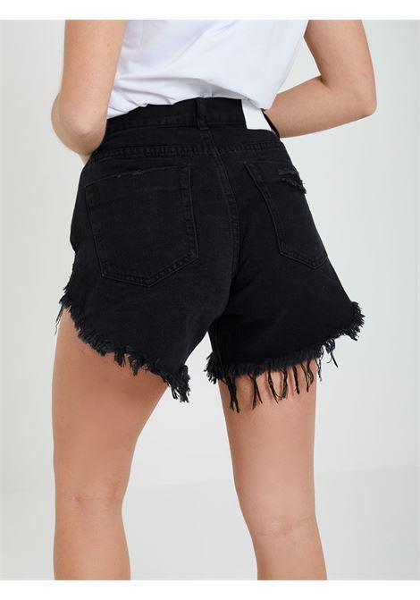 Short GLAMOROUS | Shorts | KA6744NERO