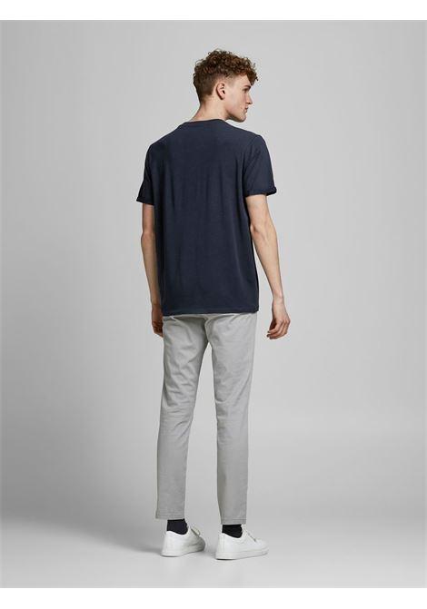 T-shirt JACK & JONES | T-shirt | 12183777BLU
