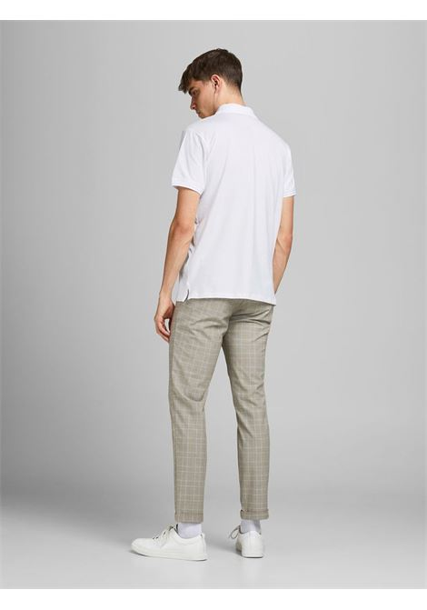 Polo JACK & JONES | Polo | 12184709BIANCO