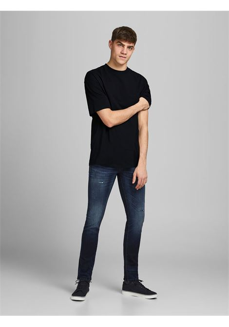 T-shirt JACK & JONES | T-shirt | 12185628NERO