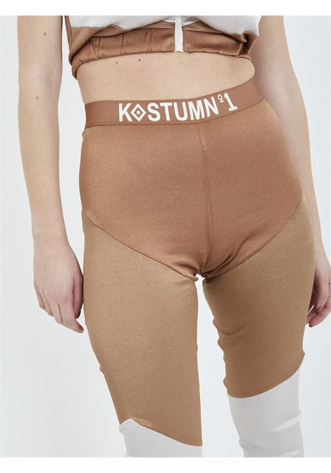 KOSTUMN | Leggings | KE2103MARRONE