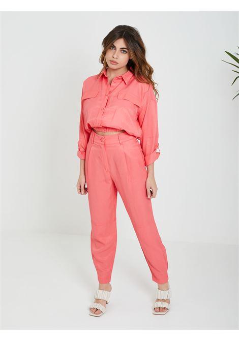 Pantalone KOSTUMN | Pantaloni | KE21101CORALLO