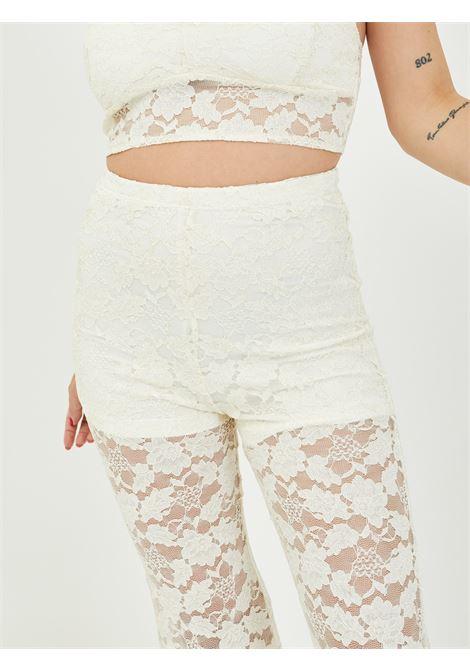 Pantalone KOSTUMN | Pantaloni | KE2176PANNA