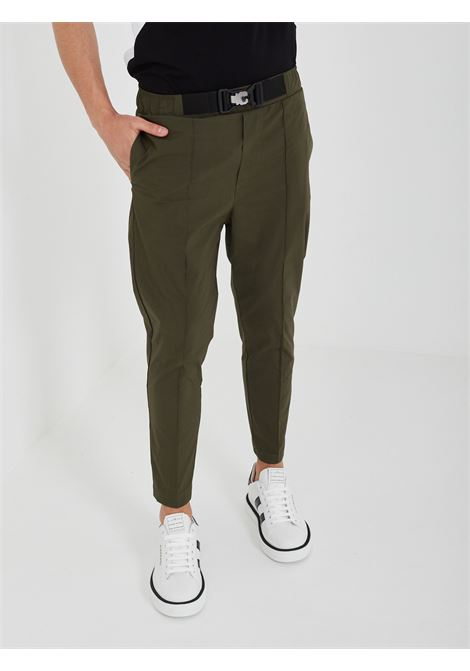 MASTERPIECE | Trousers | RV01121UVERDE MILITARE