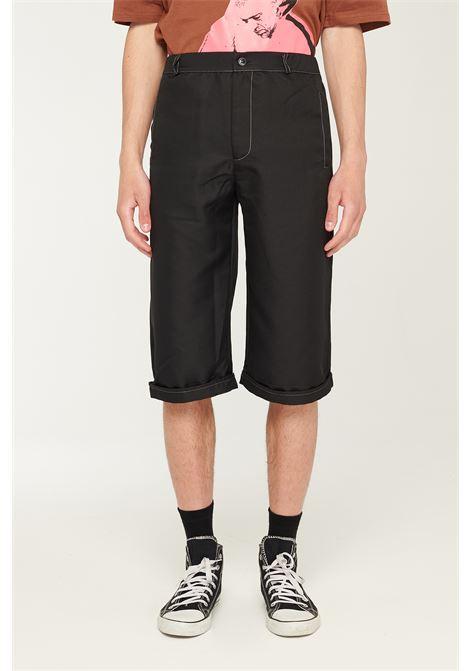 Short MINIMAL | Bermuda shorts | U2551NERO