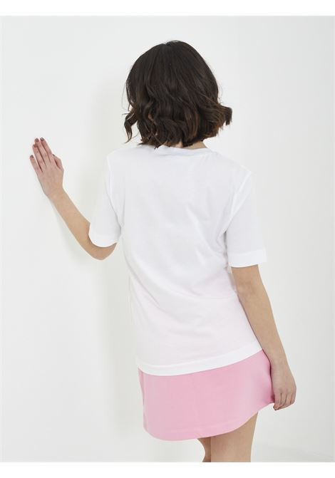 T-shirt MOSCHINO | T-shirt | W4F15 2 TBIANCO