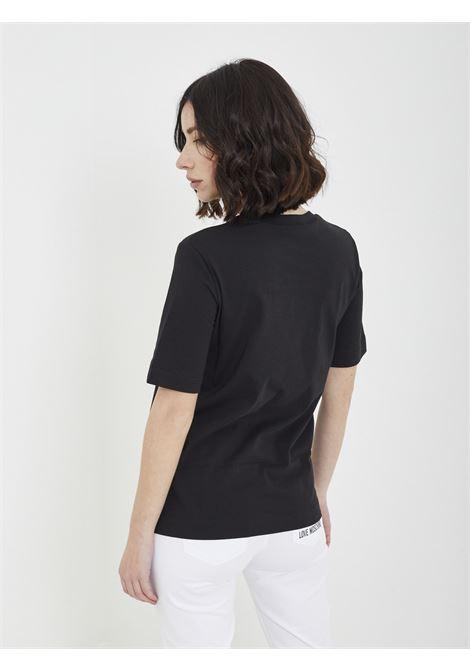 T-shirt MOSCHINO | T-shirt | W4F15 3A MNERO
