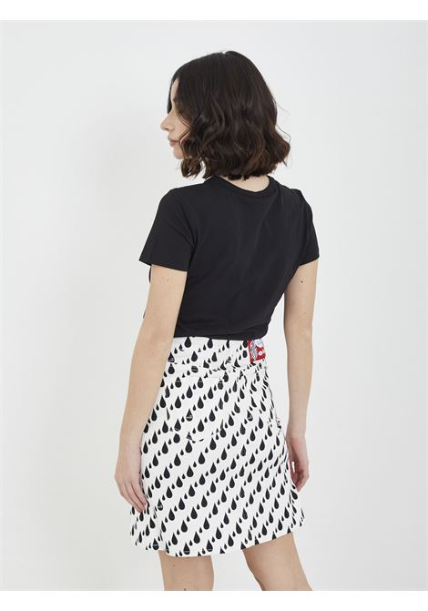 T-shirt MOSCHINO | T-shirt | W4F73 1LNERO