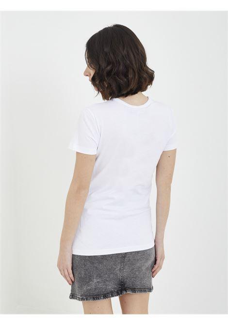 MOSCHINO | T-shirt | W4F73 1O MBIANCO