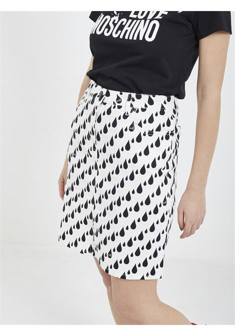 Skirt MOSCHINO | Skirt | WGE77 00BIANCO