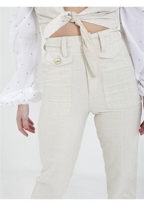 Pantaloni NBTS | Pantaloni | 21049NBEIGE