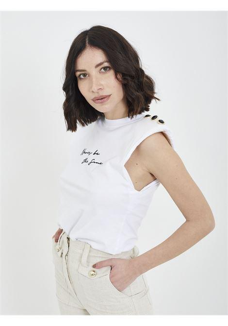 Canotta NBTS | T-shirt | 21104BIANCO