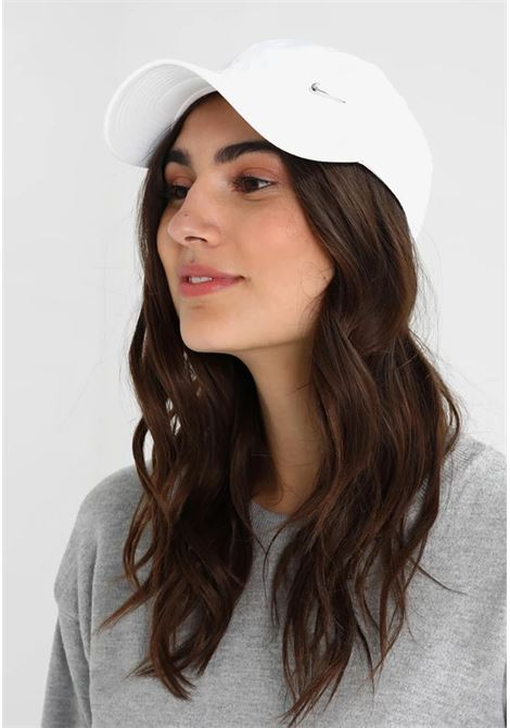 Cappello NIKE | Cappelli | 943092BIANCO