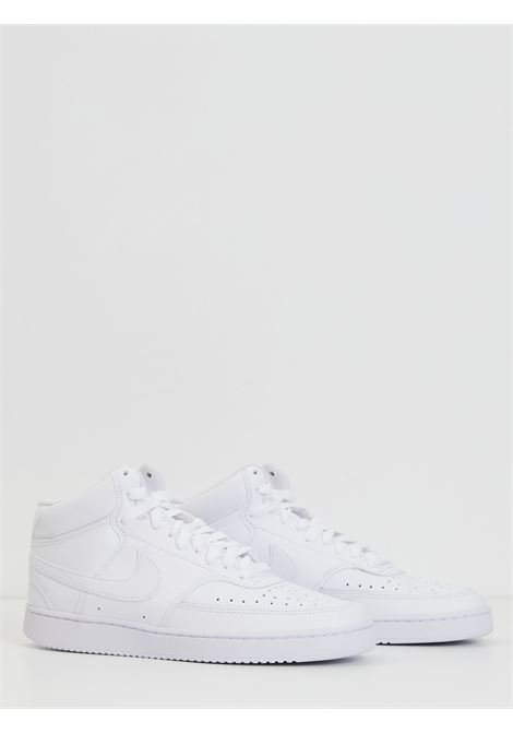 court vision mid NIKE | Sneakers | CD5466BIANCO
