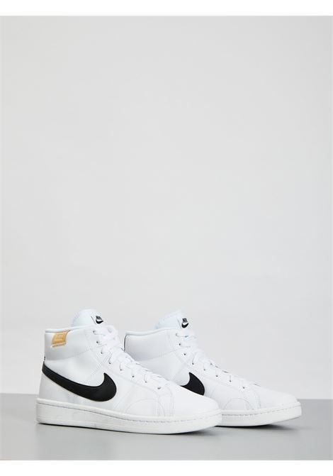 COURT ROYALE 2 MID NIKE | Sneakers | CQ9179 100BIANCO