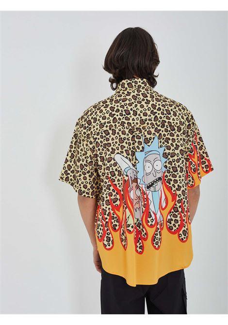 NO SNITCH | Shirts | NSCA01MACULATO